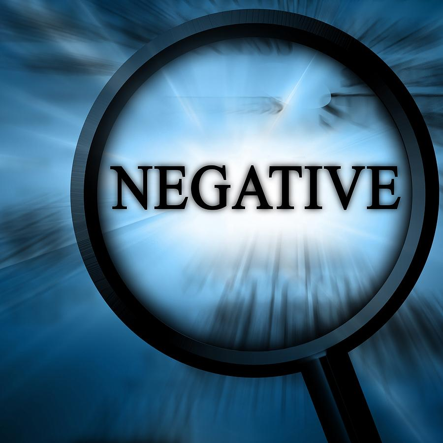 Breaking The Cycle of Negativity